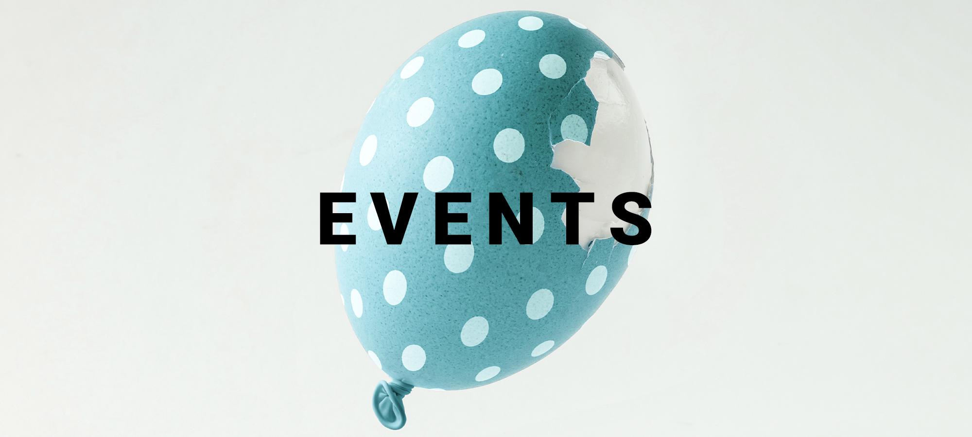 Eventi palloncino pois