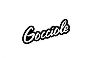 Gocciole biscotti con gocce di cioccolato