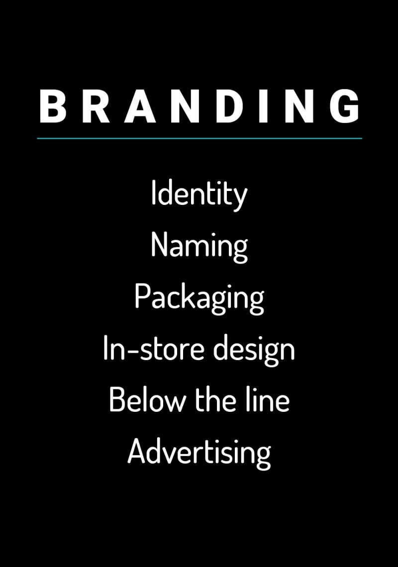 Branding agenzia di comunicazione