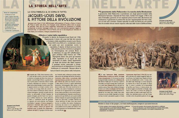 Editorial contenuti immagini e grafica Paravia